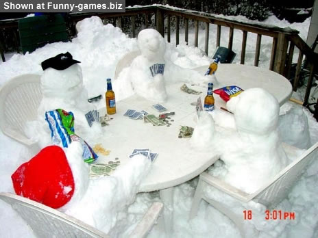 Snowmen Party picture