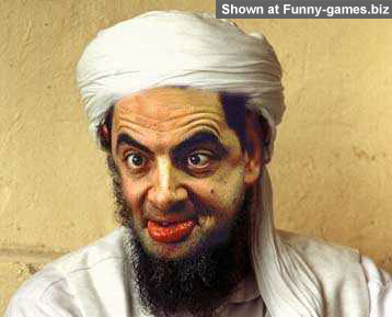 Osama Bean Laden picture