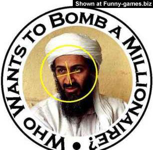 Bomb Millionare Osama picture