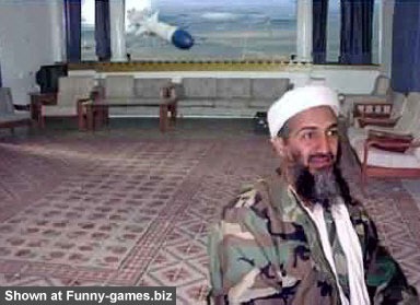 Bin Laden picture