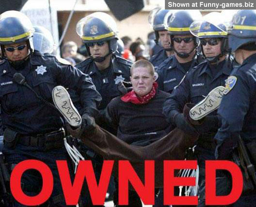 Owned By Police picture