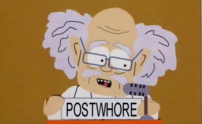 Post Whore picture