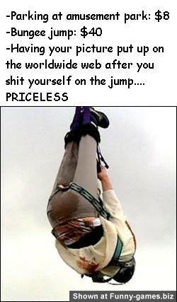 Bungee Jump Shit picture