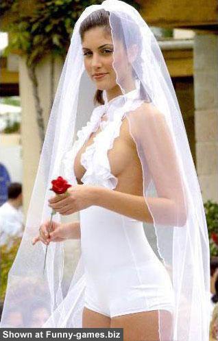 Sexy Bride picture