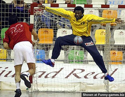 Handball Shoot picture