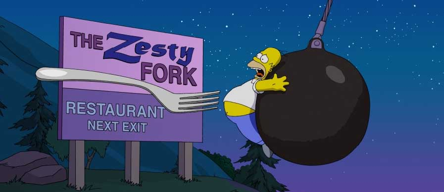 The Zesty Fork picture
