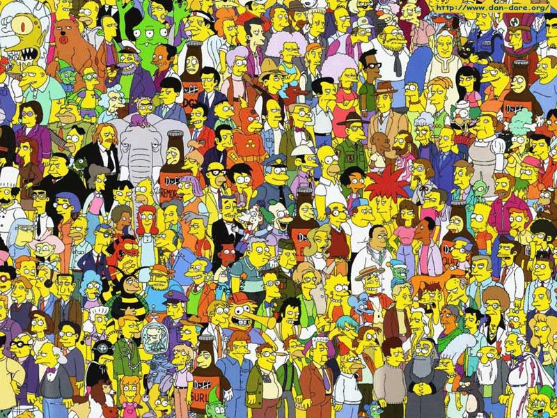 Find The Simpsons picture