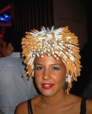 Cigarette Hair picture