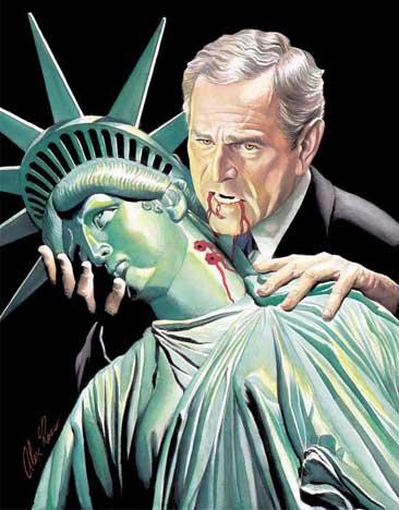Vampire Bush picture