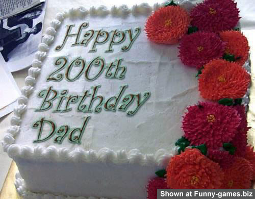 200th Birthday picture