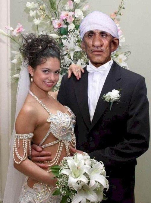 Terrible Wedding Photo picture