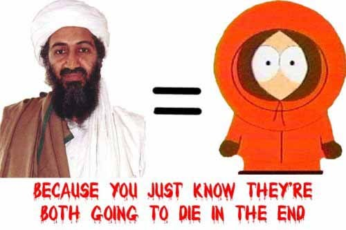 Osama And Kenny picture