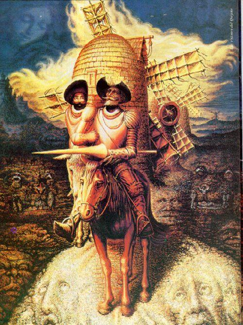 Don Quijote Illusion picture