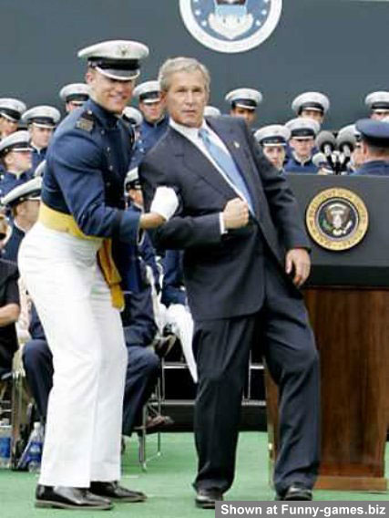Bush Cant Walk picture