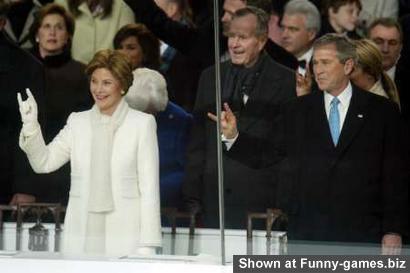 Bush Funny Pic picture