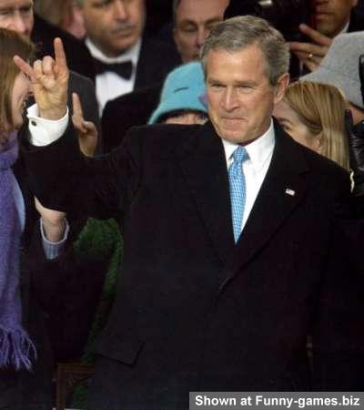 Bush Hand picture
