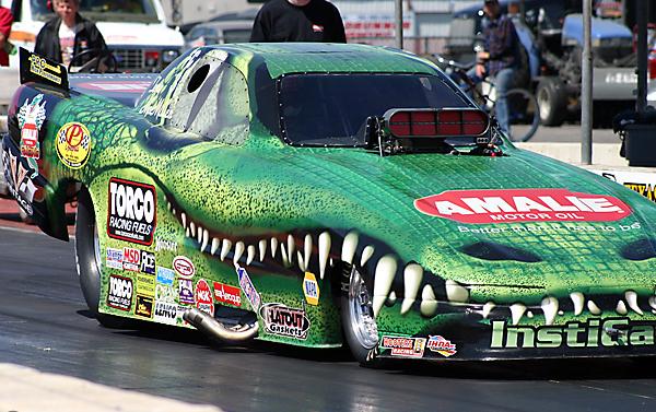 Crocodile Car picture