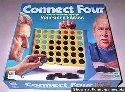 Connect 4 Bush Eddition picture