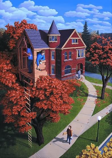 House On Tree picture