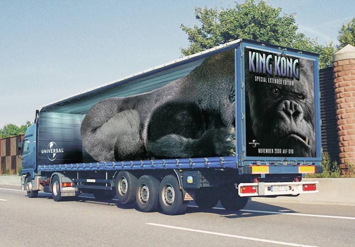 King Kong In Truck picture