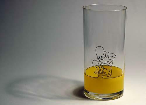 Funny Glass picture