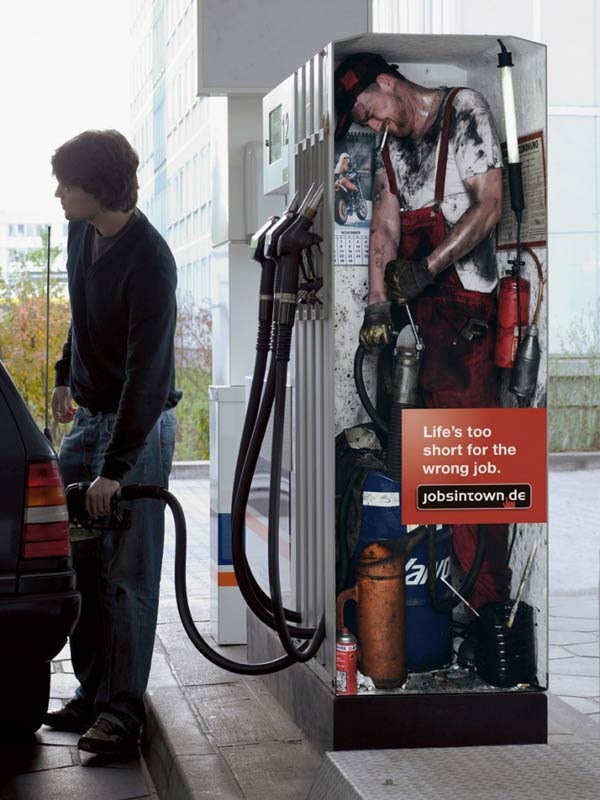 Petrol Station Service picture