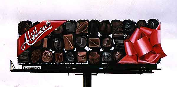 Candy Billboard picture