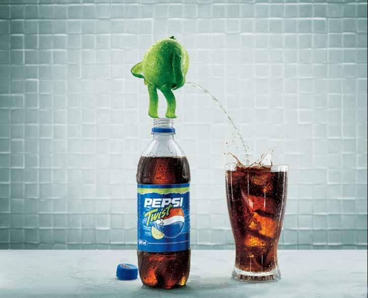 Lemon Coke picture