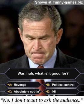 Millionare Bush picture