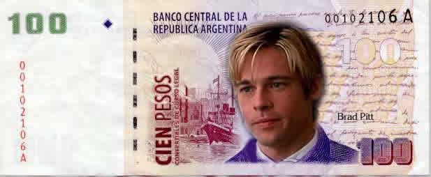 Brad Pitt Money picture