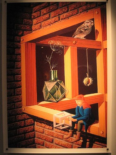 Wooden Window picture
