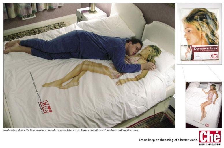 Mens Magazine Campaign picture