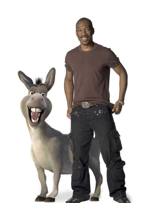 Eddie And Donkey picture