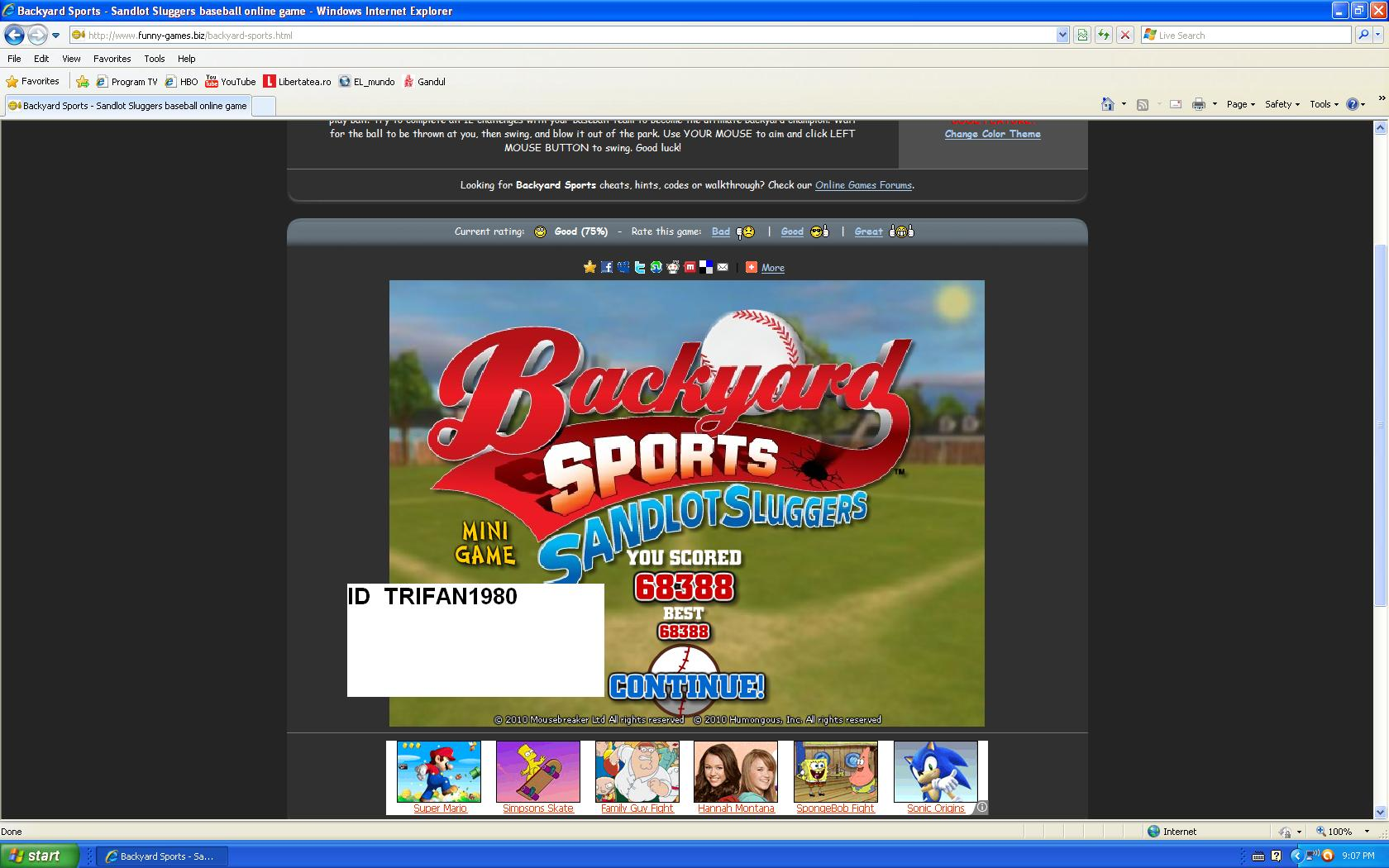 nice backyard sports online part 2 a definitive ranking of