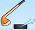 accurate slapshot physics slapshot hockey game