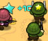 battalion commander scrolling shooting flash game