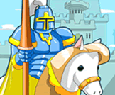 Protect the realm ad become the greatest knight of your kingdom!