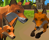Create your own fox and explore a 3D world full of adventure and danger.