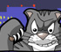 Fight Cats in Skill Flash Game