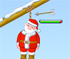 gibbets santa in trouble puzzle physics game