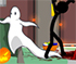 halloween prankster point and click adventure game