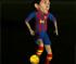 Messi Play Basketball