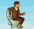 pixel toilet funny game