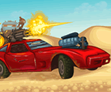 Upgrade your car and pave your way through endless carnage!