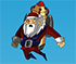 rocket santa 2 puzzle action game