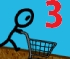 shopping cart hero 3 game