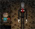 slender wants to hug you, freaking RUN!
