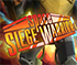 space siege warrior robot shooting game