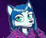 Starfox Krystal Furry