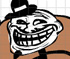 Launch Trollface in Physics Puzzle Game Trolling T